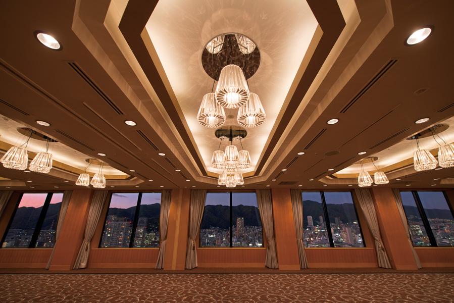 ホテルオークラ神戸「Seiun ー 星雲ー」
