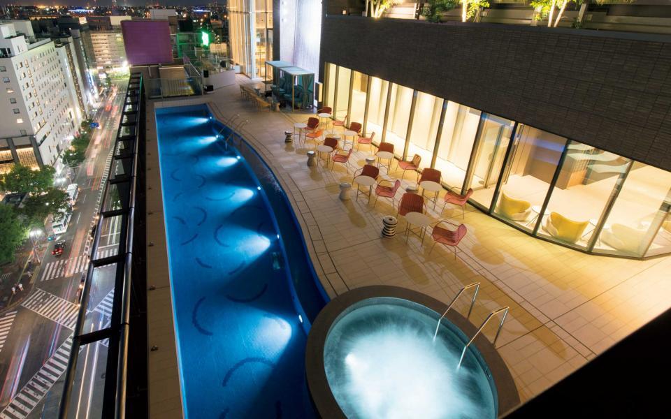 都ホテル 博多