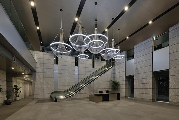千寿製薬 本社ビル
