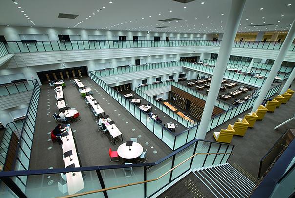 九州大学 中央図書館