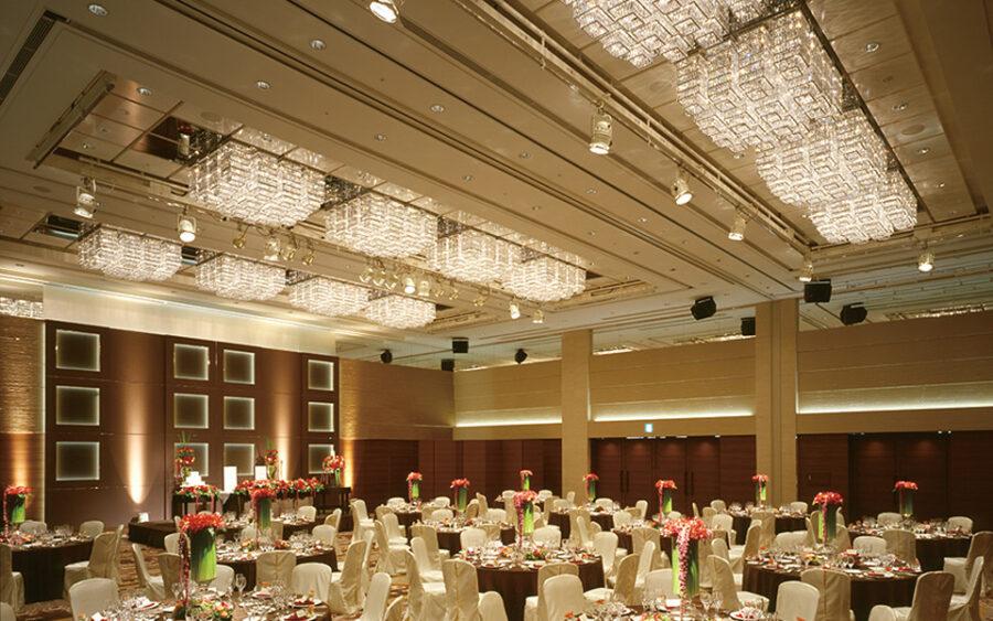 ホテルメトロポリタン 大宴会場 富士