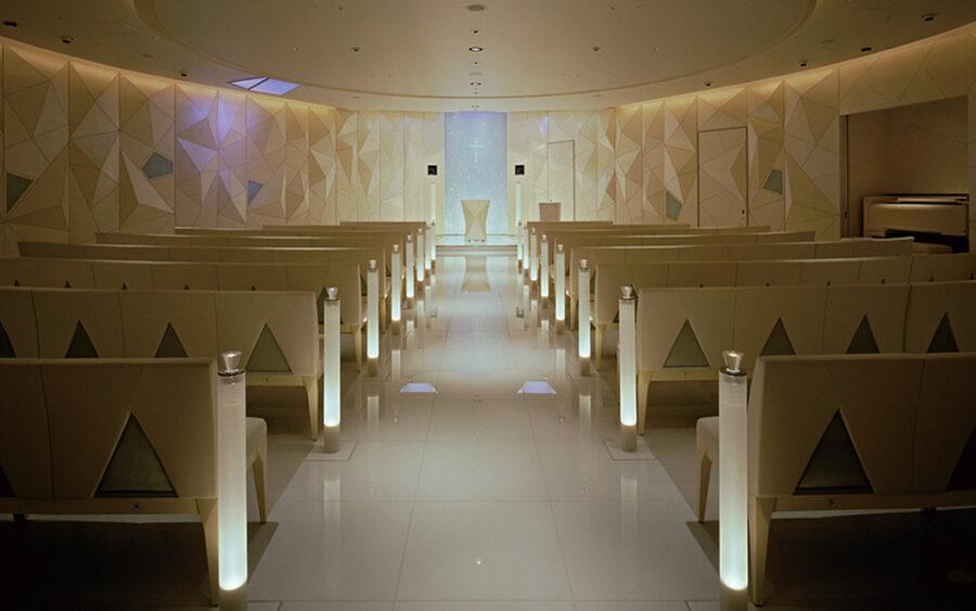 ANAインターコンチネンタルホテル東京「チャペル・ブリリアント」