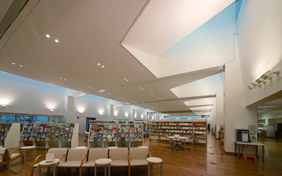 八千代市立中央図書館/八千代市市民ギャラリー