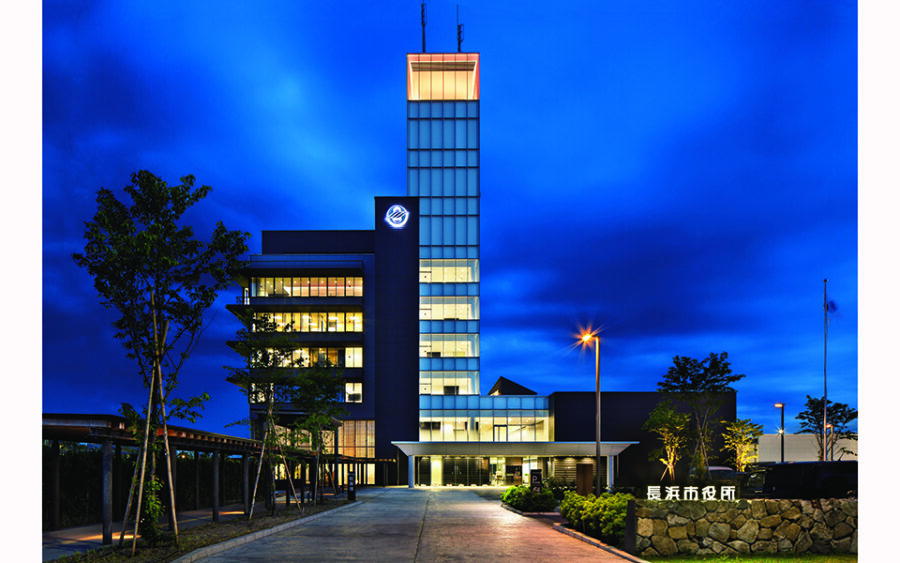 長浜市庁舎