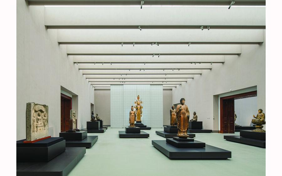 奈良国立博物館 なら仏像館