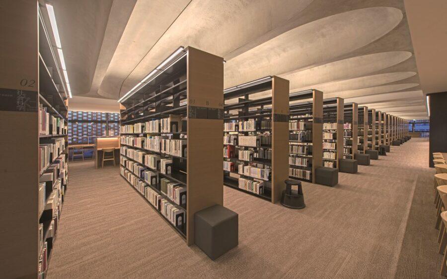 西南学院大学 図書館