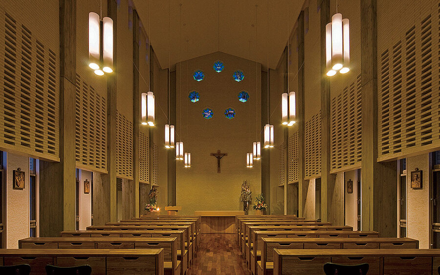 サレジアンシスターズ 大分聖ヨゼフ 修道院