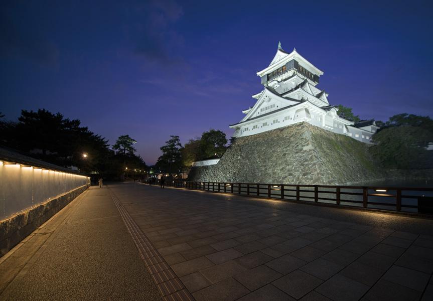 小倉城及び周辺(本丸・歴史の道)