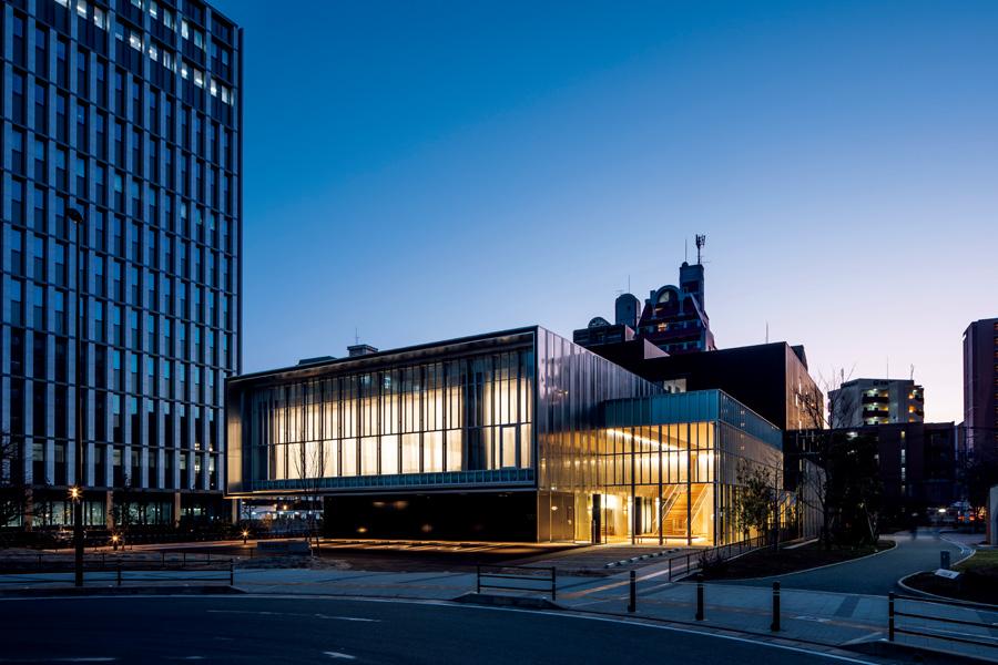 福岡県弁護士会館