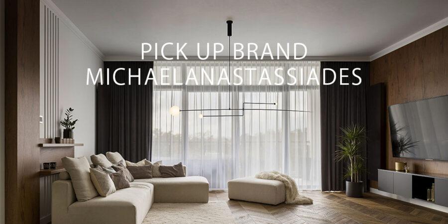 注目の新ブランドの取り扱いがスタート マイケル・アナスタシアデス